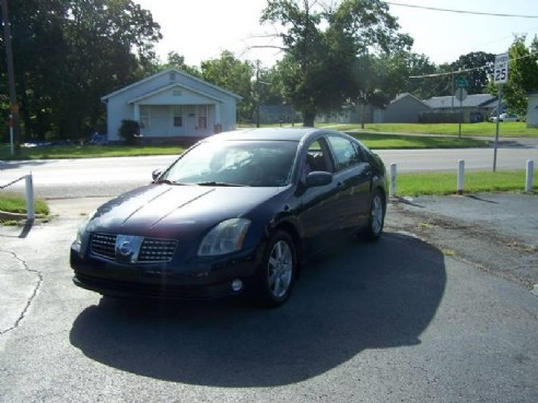 2006 nissan maxima 3 5 se 4dr sedan w automatic for sale. Black Bedroom Furniture Sets. Home Design Ideas