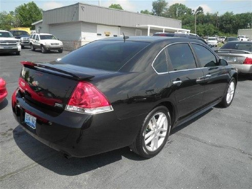 2012 Chevrolet Impala LTZ Black, Somerset, KY