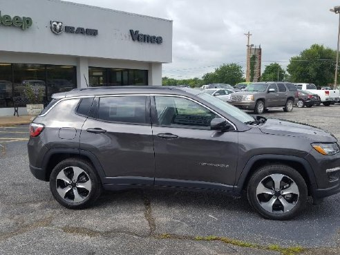 2018 Jeep Compass Fwd For Sale Miami Ok 4 Cylinder