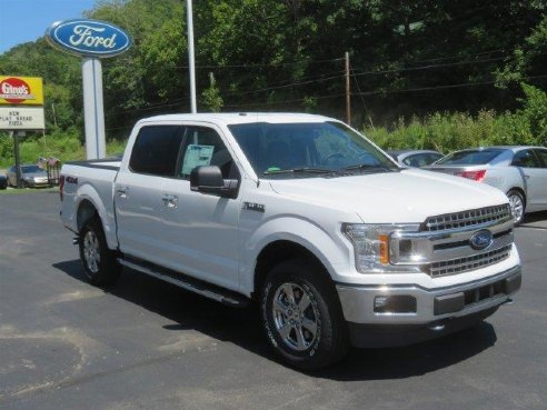 2018 ford xlt. modren xlt 2018 ford f150 xlt oxford white lavalette wv intended ford xlt