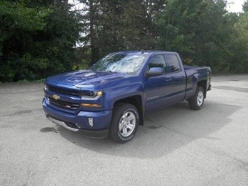 2018 Chevrolet Silverado 1500 LT – $46,310