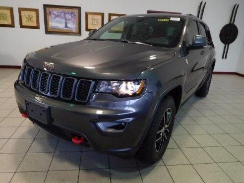2018 jeep grand cherokee trailhawk. plain trailhawk 2018 jeep grand cherokee trailhawk 4x4 granite crystal metallic clearcoat  kaukauna wi in jeep grand cherokee trailhawk