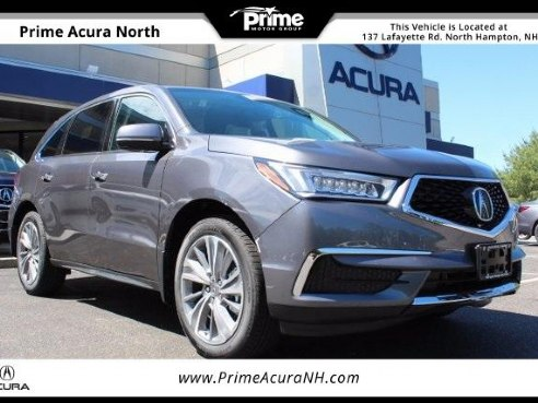 2017 Acura MDX 3.5L for sale, North Hampton NH, 3.5L V6 SOHC i-VTEC