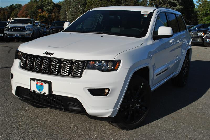 Jeep Interest Rates >> 2018 Jeep Grand Cherokee Laredo for sale, Lowell MA, 3.6L V-6 cyl Cylinder,Bright White - www ...