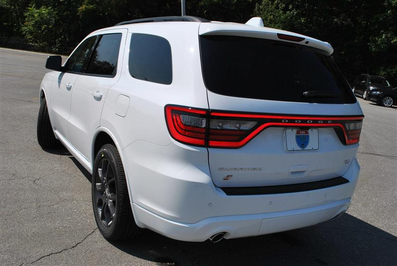 2018 Dodge Durango R T For Sale Lowell Ma 5 7l V 8 Cyl