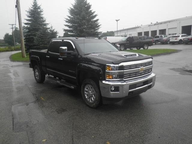 2017 Chevrolet Silverado 2500hd Ltz Black Somerset Pa