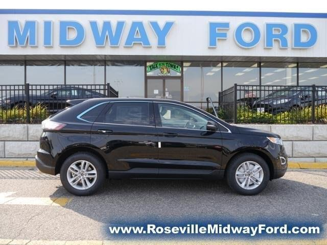 Siriusxm Travel Link  Ford Edge Sel For Sale Roseville Mn