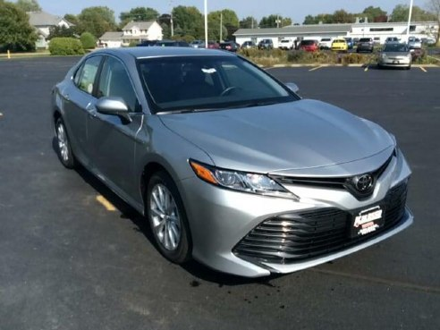 2018 toyota camry le for sale, appleton wi, 2.5l i 4 cyl