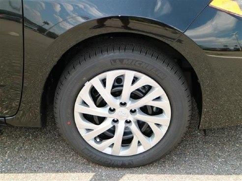 2018 Toyota Corolla LE CVT Black, Winter Haven, FL
