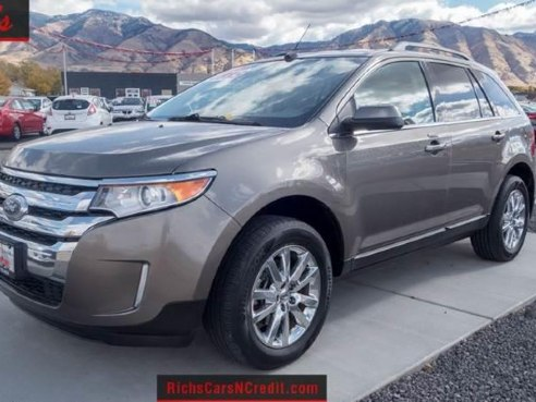 2014 ford edge limited awd 4dr crossover for sale, logan ut, v6 3.5l