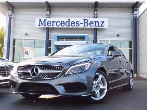 2018 mercedes benz cls cls 550 for sale springfield mo 4 for Mercedes benz springfield missouri