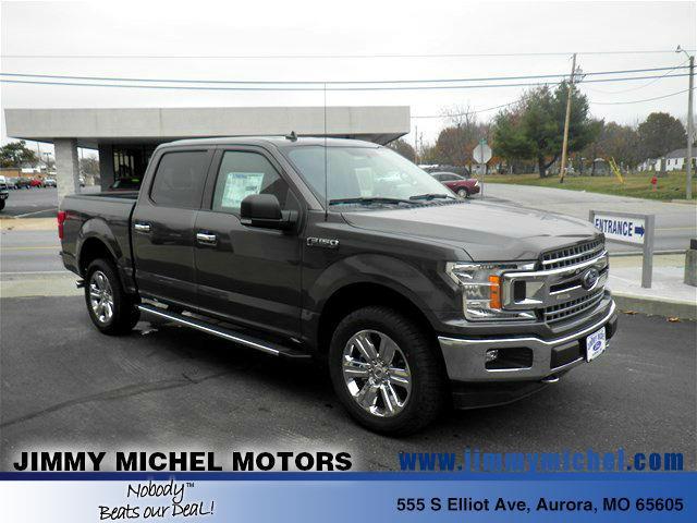 2018 ford f 150 xlt for sale aurora mo 3 5l v6 cylinder for Jimmy michel motors aurora mo