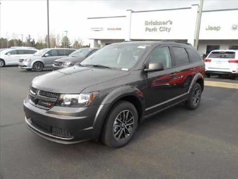 2018 dodge journey se for sale merrill wi 2 4 4 cylinder id 554326323. Black Bedroom Furniture Sets. Home Design Ideas