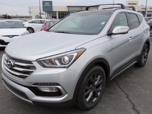 2018 hyundai santa fe sport 2 0l turbo ultimate for sale. Black Bedroom Furniture Sets. Home Design Ideas