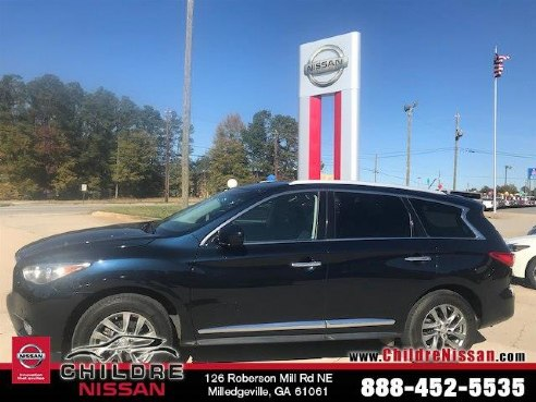 2015 infiniti qx60 for sale milledgeville ga 3 5l v6 cylinder hermosa blue www. Black Bedroom Furniture Sets. Home Design Ideas