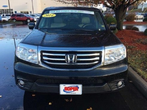 2014 honda pilot ex l w navigation for sale joplin mo 3 5l v6 cylinder black www. Black Bedroom Furniture Sets. Home Design Ideas