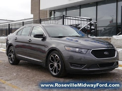 2015 ford taurus sho for sale, roseville mn, 3.5 l 6 cylinder,gray
