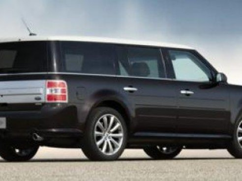 Ford Flex Limited Ecoboost Shadow Black Connellsville Pa