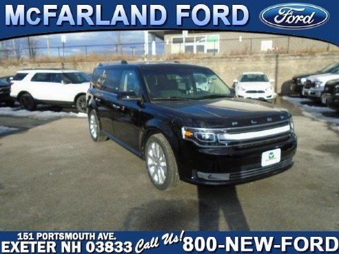 Ford Flex Limited Ecoboost Shadow Black Exeter Nh