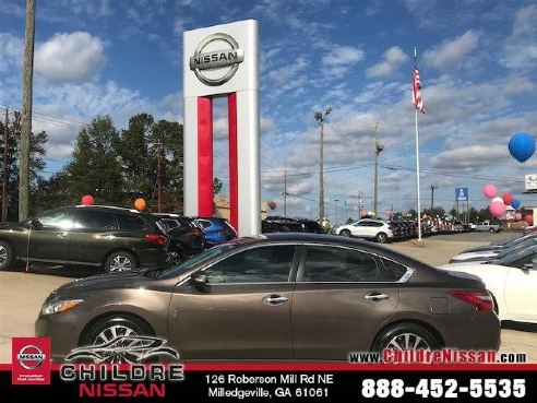 2016 nissan altima 2 5 sl for sale milledgeville ga 2 5l 4 cyls cylinder java metal www. Black Bedroom Furniture Sets. Home Design Ideas