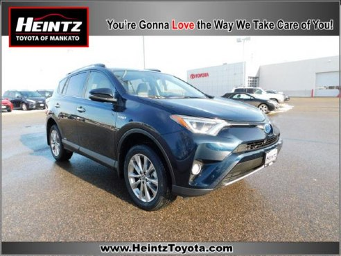 2018 Toyota Rav4 Hybrid Limited For Sale Mankato Mn 2 5