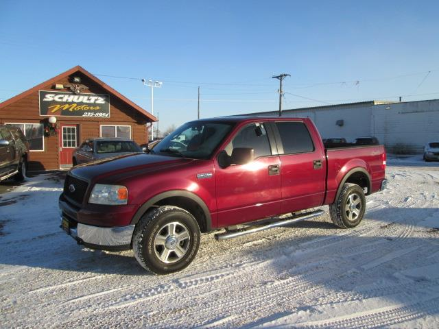 2005 ford f 150 xlt4x4 for sale fairmont mn 5 4 8 for Schultz motors fairmont mn