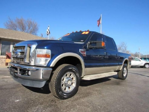 2008 ford f 250 lariat 4dr crew cab 4wd sb for sale joplin mo 6 4l v8 6 4l v8 twin. Black Bedroom Furniture Sets. Home Design Ideas