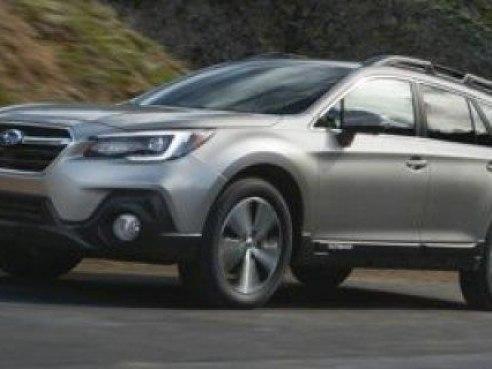 2018 subaru outback premium for sale, billings mt, 2.5 l 4