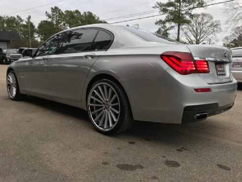 2014 bmw 7 series 750 li with m sport package for sale. Black Bedroom Furniture Sets. Home Design Ideas