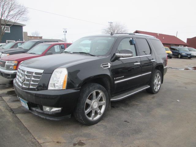 2007 Cadillac Escalade Awd For Sale Fairmont Mn 62 8 Cylinder