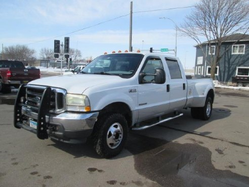 F350 Dually For Sale >> 2002 Ford F 350 Series Lariat Dually 4x4 For Sale Fairmont Mn 7 3