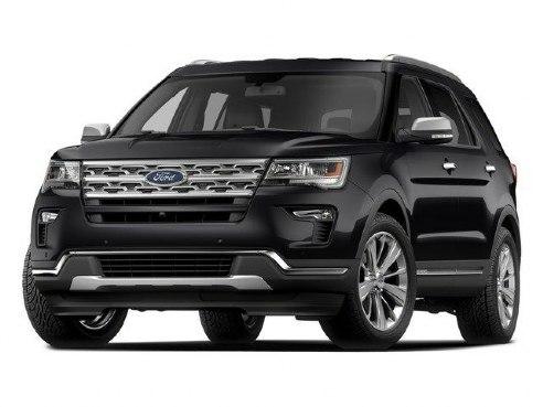 Black Ford Explorer >> 2018 Ford Explorer Xlt 46 540
