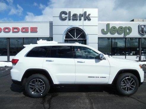 Wonderful 2018 Jeep Grand Cherokee Limited White, Methuen, MA