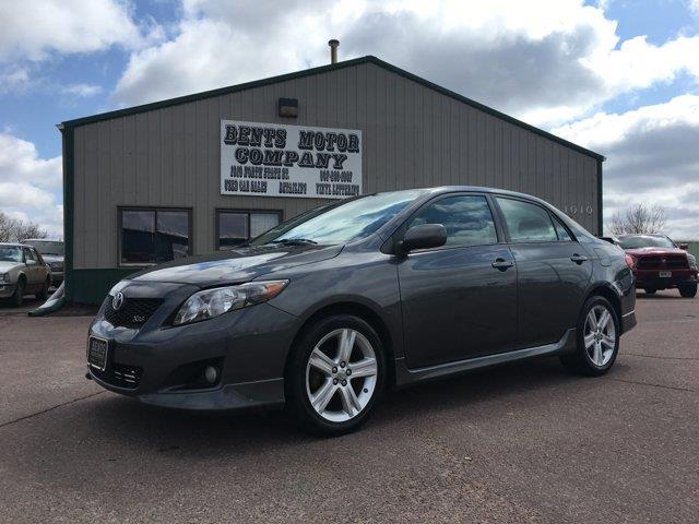 2009 Toyota Corolla Xrs 4dr Sedan 5m For Sale Fairmont Mn