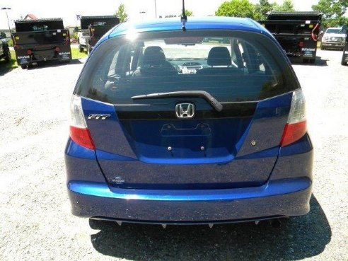 2009 Honda Fit For Sale Exeter Nh 15l 4 Cylinderblue Www