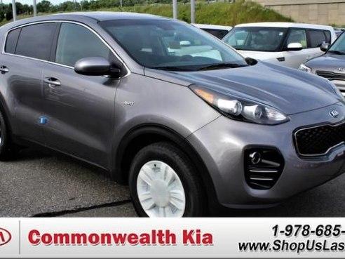 2019 Kia Sportage Lx For Sale Lawrence Ma 2 4l 4 Cyl