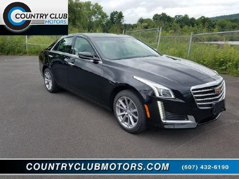 2019 cadillac cts luxury awd for sale oneonta ny 2 0l 4 for Country club motors oneonta ny