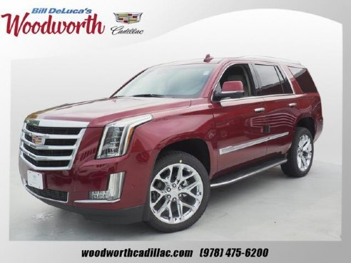 2019 Cadillac Escalade Luxury For Sale Andover Ma 6 2 8 Cylinder
