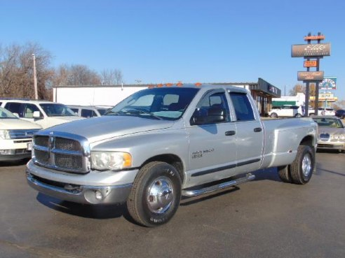 2005 Dodge Ram Pickup 3500 SLT Tradesman for sale, Duncan OK