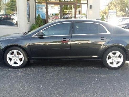 2012 Chevy Malibu For Sale >> 2012 Chevrolet Malibu Ls 9 999