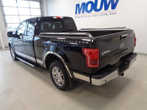 2016 ford f 150 lariat for sale sioux center ia 3 5l 3 5l v6 24v gdi dohc twin turbo cylinder black www cartrucktrader com id 556205147 car truck trader