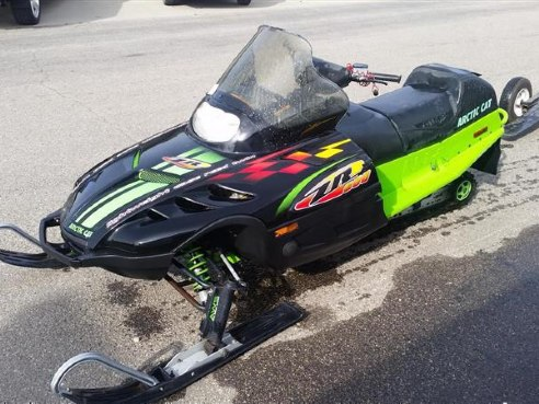 Arctic Cat Zl  Reviews