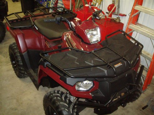 2016 Polaris Sportsman 450 Blue Sioux City Ia