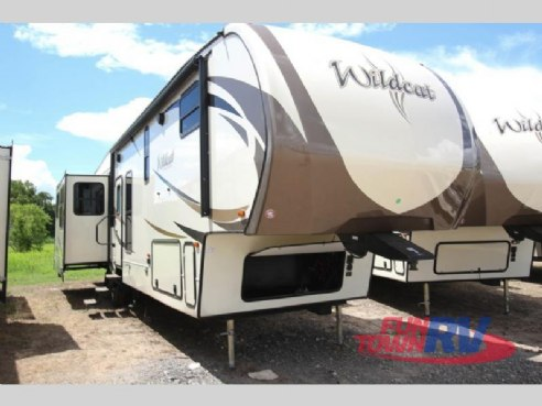 Popular 2018 Forest River Wildcat 383MB For Sale Cleburne TX