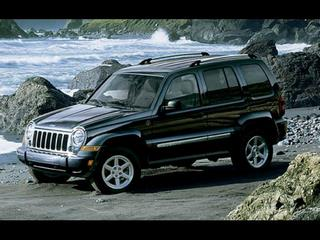 Stock Photo For 2007 Jeep Liberty Limited , Anderson, IN